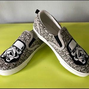 GAP Kids Slip-on Star Wars Shoes